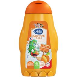 Shampooing 2en1 abricot amande douce