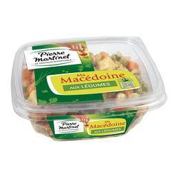 Macédoine aux légumes