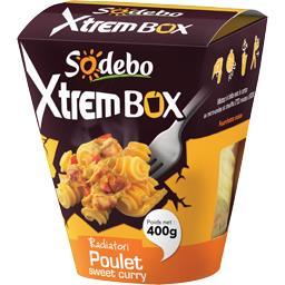 Radiatori poulet Sweet curry - XtremBox