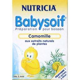 Babysoif - Préparation pour boisson, camomille, dès 4 mois