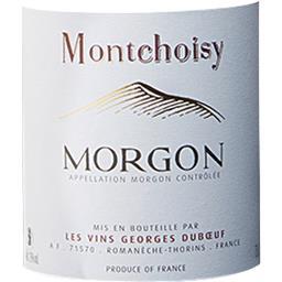 "Morgon Georges Duboeuf ""Montchoisy"" vin Rouge 2015"