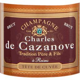 Champagne Brut Charles De Cazanove