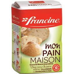 Francine Farine pour Mon Pain Maison