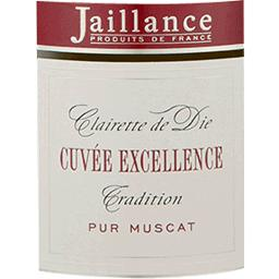 Clairette de Die cuvée excellence tradition