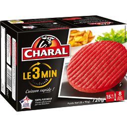 Steaks haché Le 3 Min