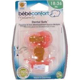 Sucette maternity dental safe 18/36 mois
