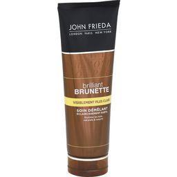 Brilliant Brunette - Soin démêlant visiblement plus clair