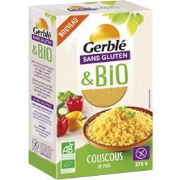 Sans Gluten & BIO - Couscous de maïs BIO