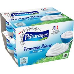 Fromage blanc 3,2% % MG