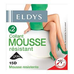 Collants mousse résistant ambré T4