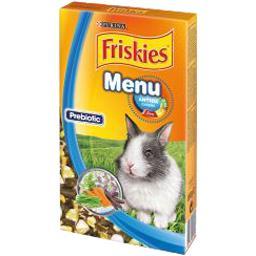 Menu pour lapins nains