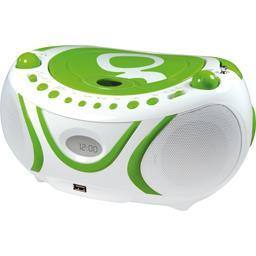 Radio CD-MP3 Gulli vert