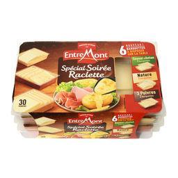 Entremont Assortiment de fromage Spécial Soirée Raclette