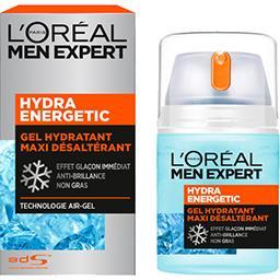 Hydra Energetic - Gel hydratant Maxi Désaltérant ant...
