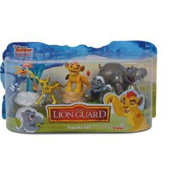 Set de figurines Le Roi Lion