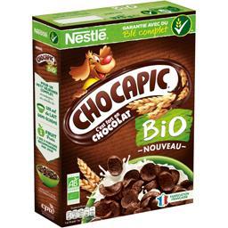 Nestlé Nestlé Céréales Chocapic - Céréales au chocolat BIO