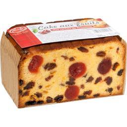 Cake aux fruits aux cerises de Provence