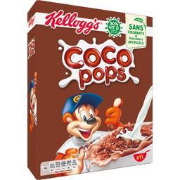 Coco Pops - Céréales au chocolat