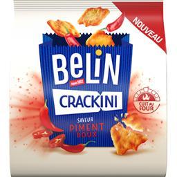 Crackini saveur piment rouge