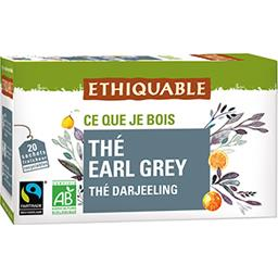 Ethiquable Thé Earl Grey BIO
