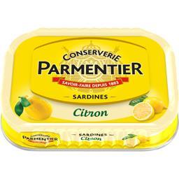 Parmentier Sardines citron