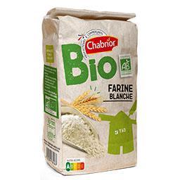 Farine blanche BIO