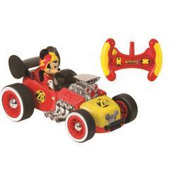 Grande RC voiture Mickey et ses amis Top départ