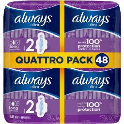 Ultra - long - t2 - serviettes hygiéniques