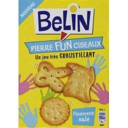 Crackers finement salé Pierre Fun Ciseaux