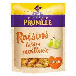 Plaisir - Raisins Golden moelleux