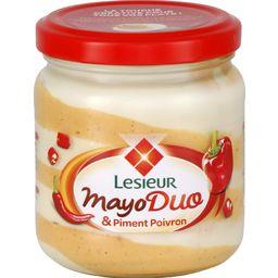 Sauce Mayo Duo & piment poivron