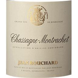 Chassagne Montrachet vin rouge Jean Bouchard
