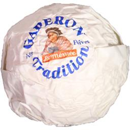 Gaperon Tradition ail poivre