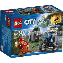 City - La Poursuite en Moto Tout-terrain 5-12