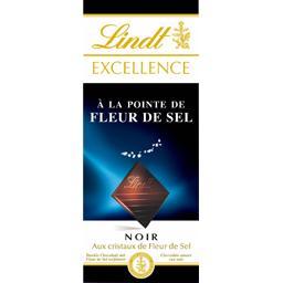 Excellence - Chocolat à la pointe de fleur de sel no...
