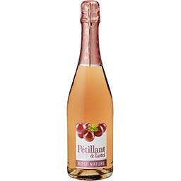 Listel Vin pétillant de Listel rosé nature la bouteille de 75 cl
