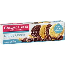 Biscuits Nappé Choco