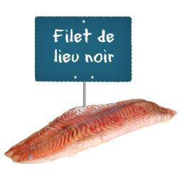 Filet de LIEU NOIR