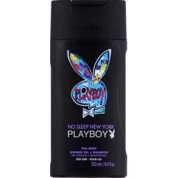 Gel douche 2en1 & shampooing pour lui New York