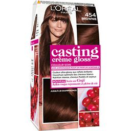 Casting - Crème Gloss couleur soin Brownie 454