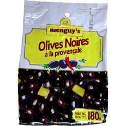 Olives noires à la provençale