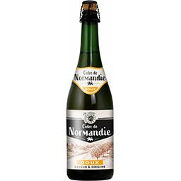 Cidre doux de Normandie, saveur & origine
