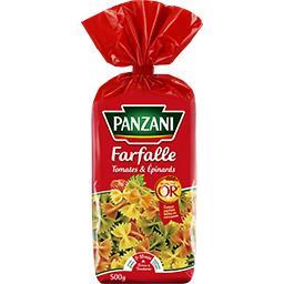 Panzani Farfalle tomates & épinards