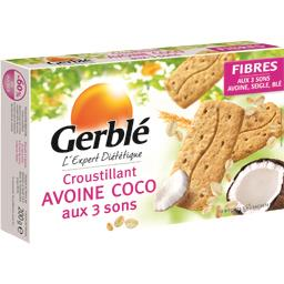 L'expert Diététique - Biscuits au muesli, à la noix de coco
