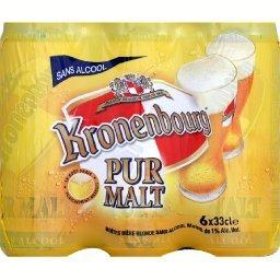 Pur Malt Bière blonde sans alcool
