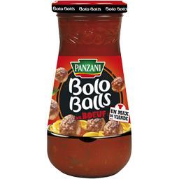 Sauce Bolo Balls au bœuf