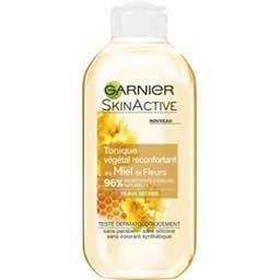 Skin Active - Tonique végétal réconfortant au miel de fleurs