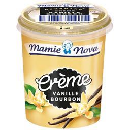 Gourmand - Crème vanille bourbon