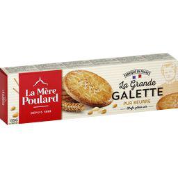 Grandes galettes pur beurre
