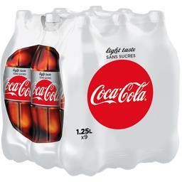 Soda light Coca-Cola